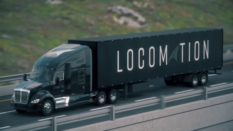 Self-Driving Truck Startup Locomation Demonstrates its Truck Platooning Technology for State Regulators