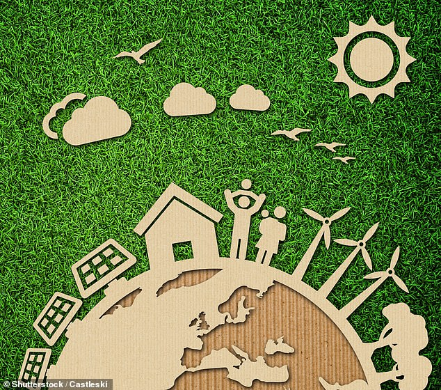 Looking to the future:Sir Chris Hohnhas urged the world's biggest asset managers to step up their efforts to force companies to become more environmentally friendly