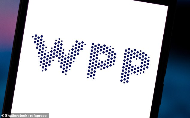 Hit: WPP reported a 9.8 per cent drop in revenues to £3billion during the three months to September 30