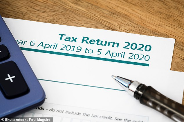 The deadline for submitting your paper tax return is falling on Saturday 31 October 2020