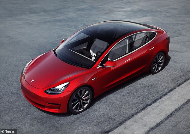The Tesla Model 3 scored 131 out of 200 in the Assisted Driver Grading, which earned it a 'moderate' rating, because it encourages people to allow the car to drive