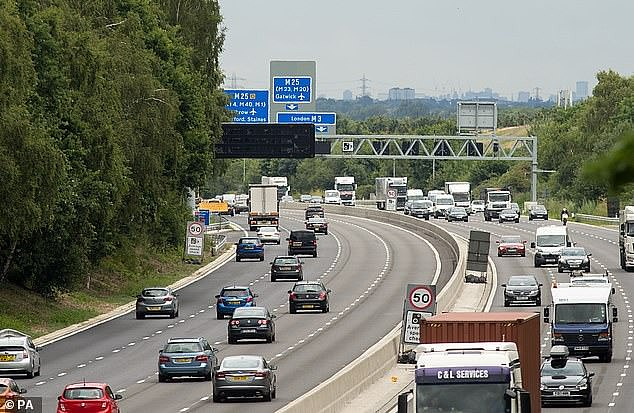 Smart motorways do away with a hard shoulder and instead have Emergency Refuge Areas. However, these EFAs can be up to 2.5-miles apart, leaving broken-down motorists stranded in live lanes