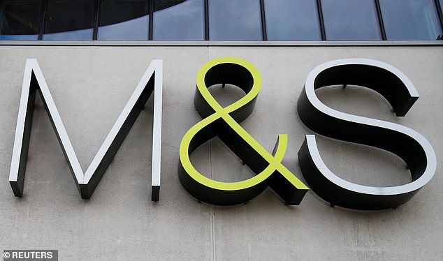 New deal: M&S food is now on sale via Ocado after a tie-up with Waitrose ended