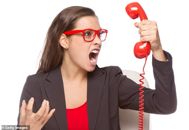 Infuriating: Nuisance callers and scammers can use the technology to pump out millions of calls to our landlines and mobile phones in a matter of minutes