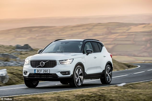 Volvo earlier this year removed the XC40 diesel options from showrooms as part of its ongoing pledge to shift to electric cars