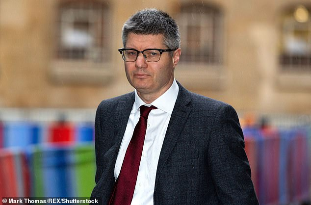 Risks: Lord Wolfson, the boss of Next, has warned that thousands of retail jobs are at risk as a result of the pandemic