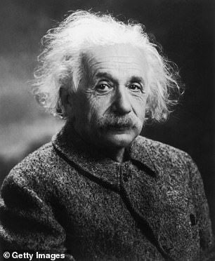 Albert Einstein's theory of general relativity is the idea that gravity is matter warping spacetime
