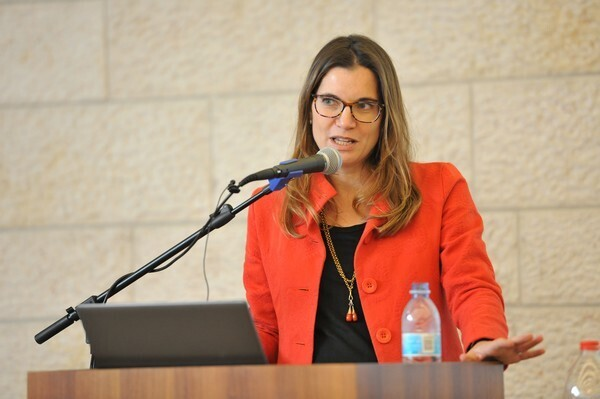 Daphne Richemond-Barak assistant professor at the Lauder School of Government, Diplomacy, Strategy of the IDC