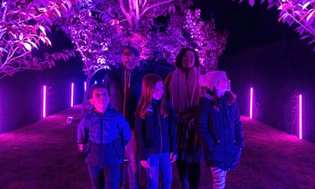 Land of Light at Longleat