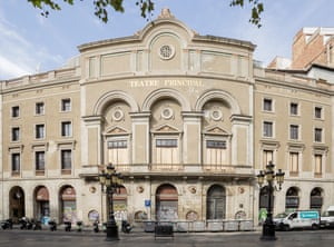 The Teatre Principal On La Rambla will be refurbished into a multi-function performance space.