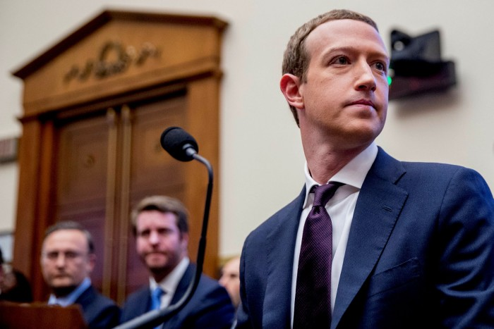 Facebook CEO Mark Zuckerberg, who testified at a congressional hearing last year on the social network's impact on financial services and housing, is scheduled to appear before the Senate Commerce committee next week