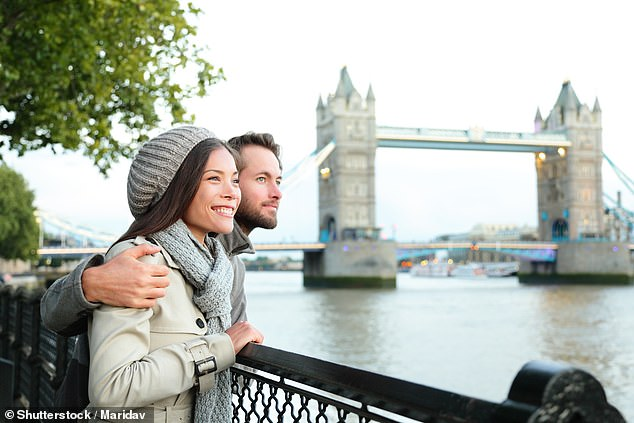 One woman, when presented with a picture of her ¿perfect partner¿ said: ¿Yuk! He looks just like my brother!¿ But this flies in the face of new research showing that long-term couples do tend to look alike [File photo]