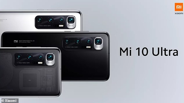 Xiaomi recently introduced Mi 10 Ultra, the world's first smartphone equipped with 120W wired charging and 50W wireless charging