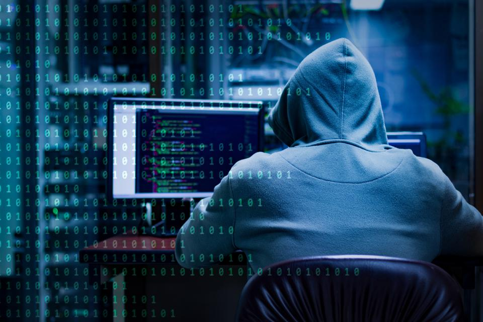 A hacker or cracker tries to hack a security system to steal or destroy critical information. Or a ransom of important information of the company.