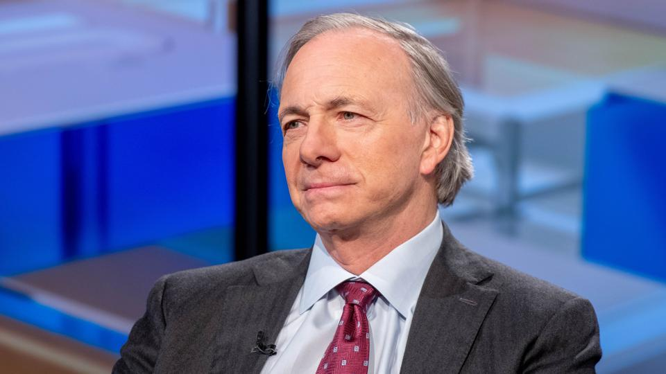 Bridgewater Associated Founder Ray Dalio Visits ″Mornings With Maria″