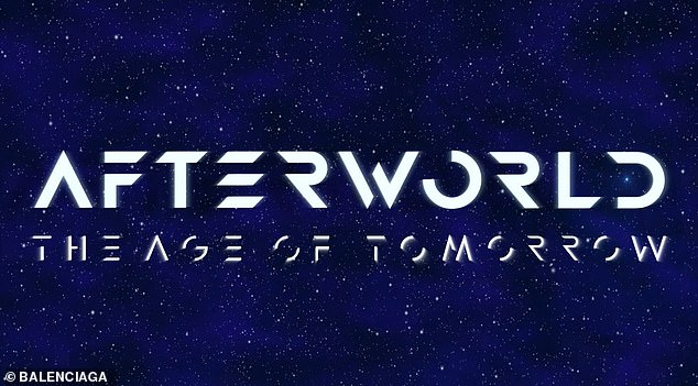 Balenciaga will debut its fall/winter 2021 collection in an original video game titled Afterworld: The Age of Tomorrow, launching December 6