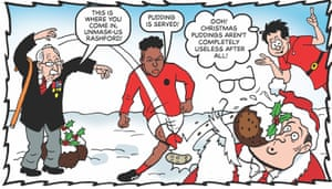 Captain Sir Thomas Moore and Marcus Rashford also feature in the BeanOLD special edition.
