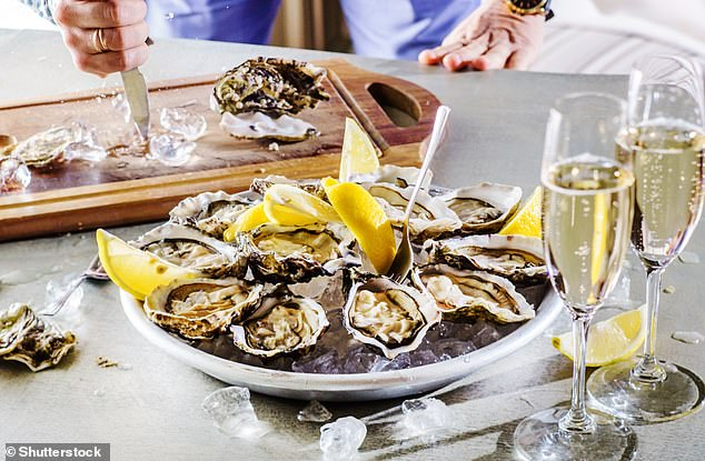 They're one of the most celebrated and classical food-beverage pairings in gastronomy, but consuming oysters and champagne actually has a scientific basis