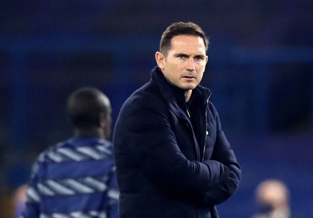 Frank Lampard was unhappy with Mason Mount's early performance in Chelsea's win over Sheffield United