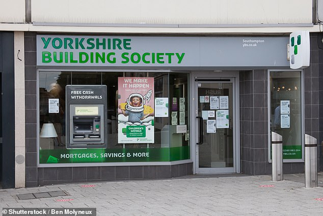 Yorkshire Building Society is one of the few lenders to offer a 90% LTV deal for first-time buyers and those looking to remortgage currently