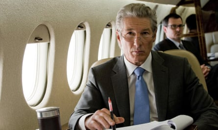 Changing Gere ... Richard Gere in the 2012 film Arbitrage.