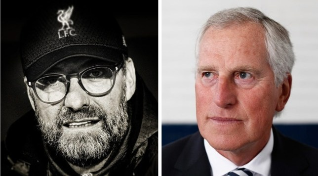 Jurgen Klopp has paid tribute to Liverpool and England legend Ray Clemence