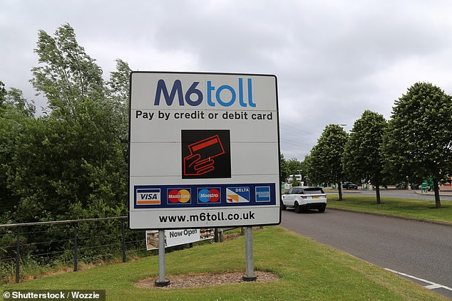 M6 Toll hike: From Friday 4 December, charges for car drivers to use the M6 toll road will rise by as much as 30p. However, vans and HGVs won't be paying an inflated rate