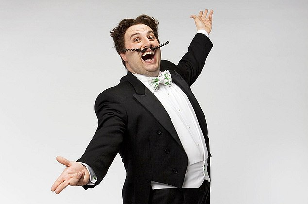 Magazine publisherFuture is offering cash and shares in a deal that values Go Compare - known for its opera singer mascot Gio Compario (pictured) - at £594m or 136p per share