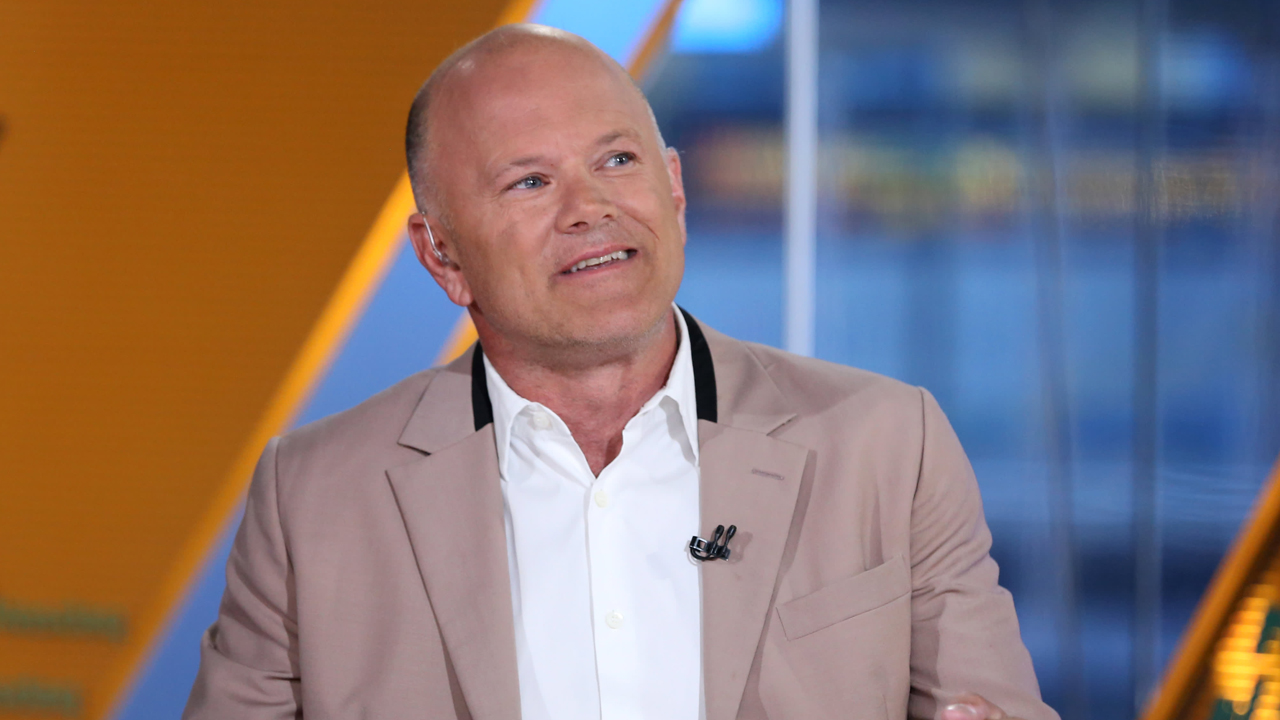 Mike Novogratz: Everyone Should Put 2% to 3% of Their Net Worth in Bitcoin