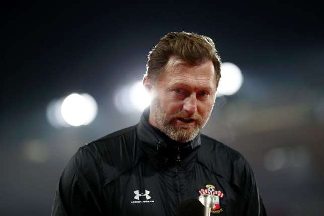 Ralph Hasenhuttl has been mentioned as a potential candidate to succeed Ole Gunnar Solskjaer