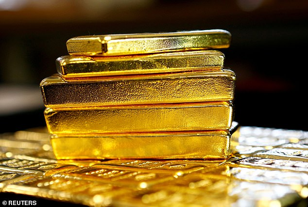 Baker Steel Resources Trust put more money in gold and silver at the start of the Covid crisis