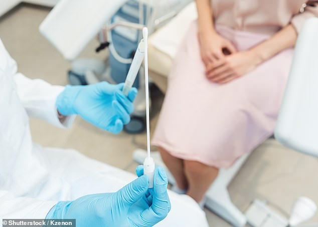 Sexually transmitted infections are rising among the middle-aged because of embarrassment and ignorance, experts have warned (stock image)