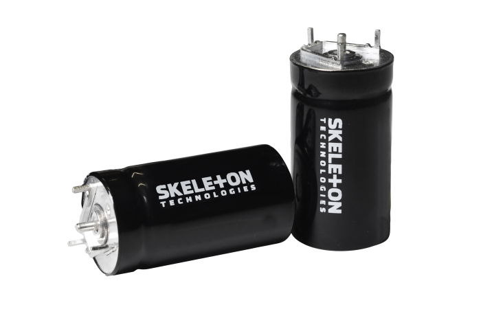 SuperBattery by Skeleton Technologies
