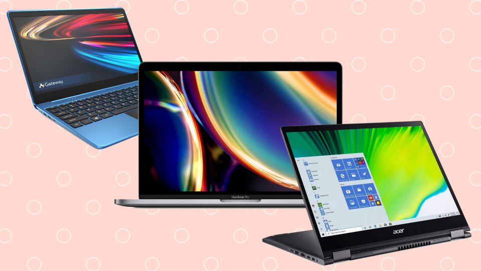 Ready for a next-level laptop? Take advantage of these unreal Black Friday deals. (Photo: Amazon)