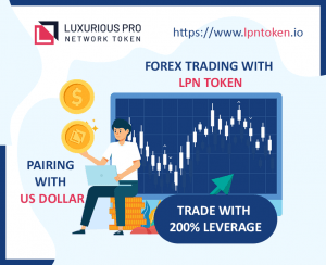 Luxurious Pro Network Token