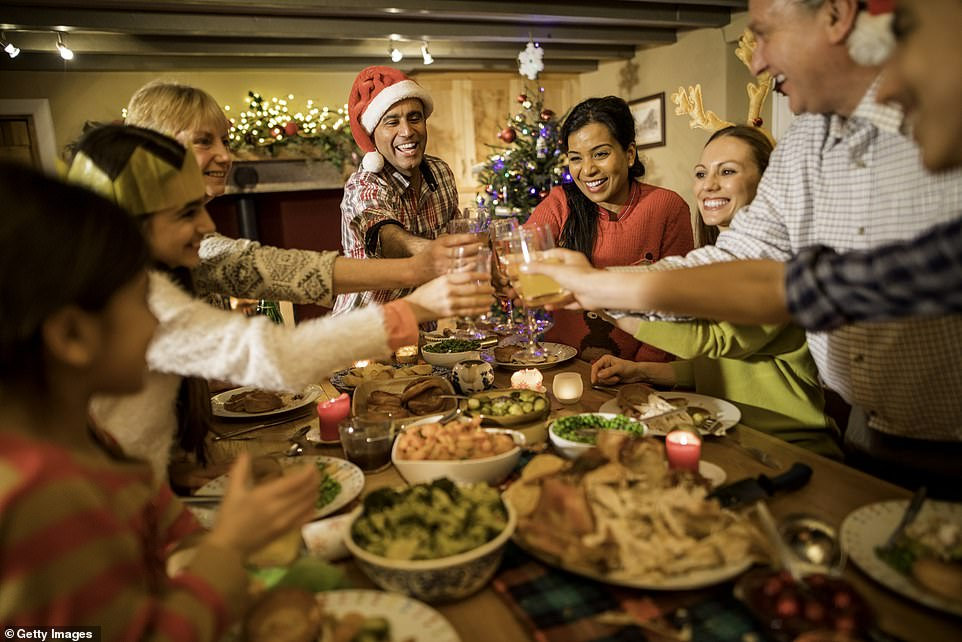 The proposals could see the UK celebrating a more normal festive period, before restrictions come back into force