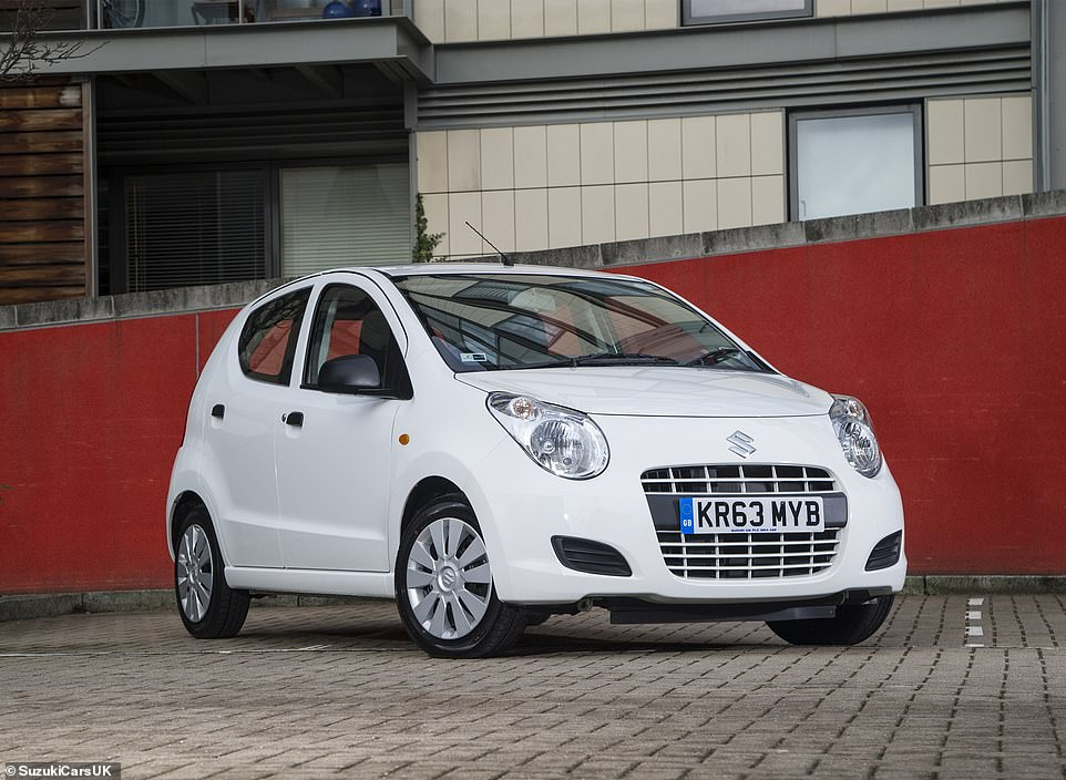 The Suzuki Alto is a cheap and cheerful supermini. While it might be a little basic, it has few hi-tech features that can possibly go wrong