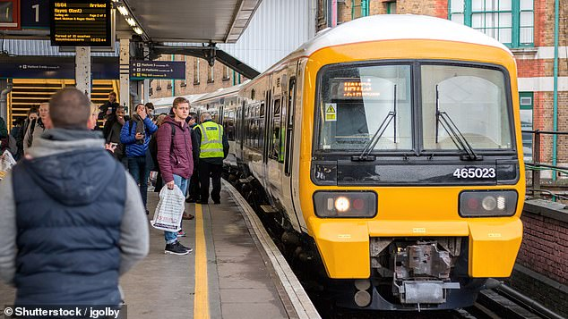 Rises in train tickets are pegged to RPI, meaning commuters frequently see price rises every year higher than official inflation measure