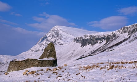 Ben Hope, the most northerly Munro.