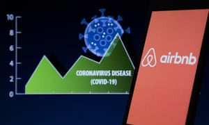 Airbnb turned a profit in the third quarter despite the Covid-19 pandemic.