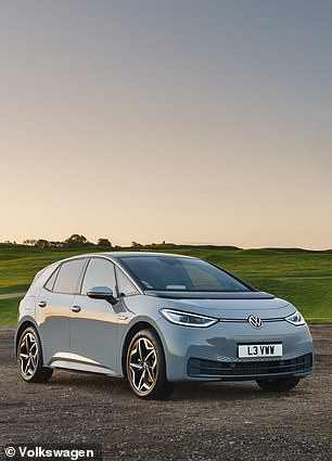 VW's electric family car , the ID.3, costs less than £30,000 in the UK - and cheaper versions will be arriving next year