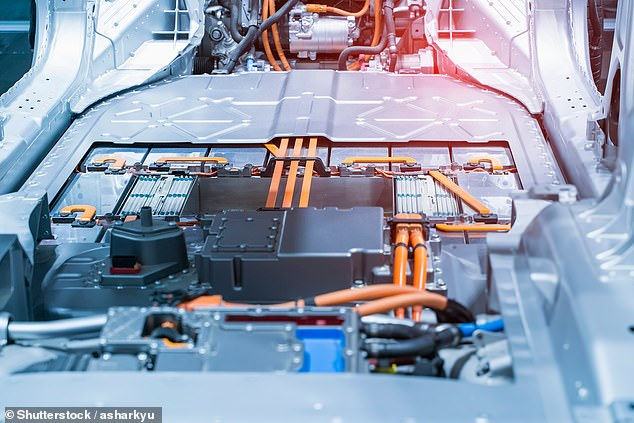 Experts say the declining cost of lithium-ion batteries will soon bring electric vehicle production cost parity with that of petrol and diesel cars. Investment bank UBS has calculated an EV will cost the same as an equivalent petrol model as early as 2040