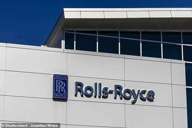 New jobs: Engine maker Rolls-Royce is leading a group of companies creating 6,000 jobs across 16 new mini nuclear power stations