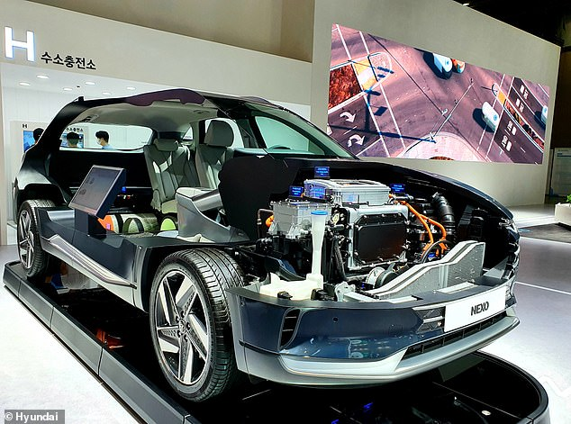 It is likely that, with the 2030 ban killing off the market for petrol and diesel fuel, Sir Jim Ratcliffe is eyeing the market for his refineries to increasingly switch to hydrogen production, which Hyundai already has developed plenty of expertise