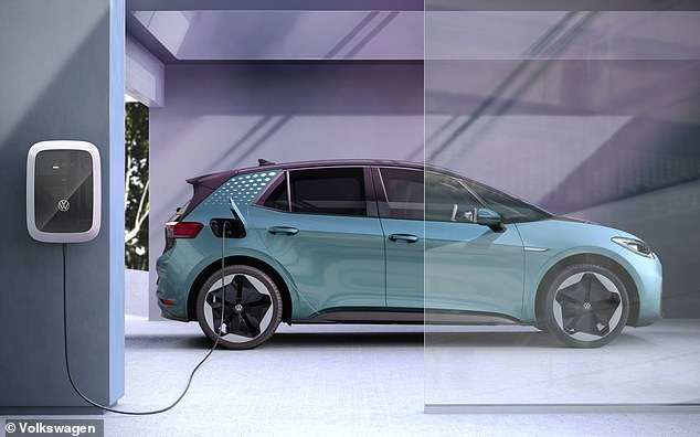 The VW ID.3 is the latest BEV to hit the UK market. It's similar in size to the Volkswagen Golf, though is powered only by electricity