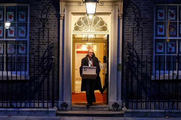 He left No10 with a box of paperwork last year - will he reveal any of it to the MPs?