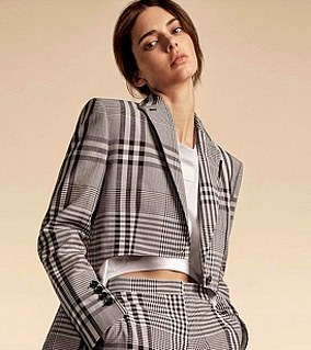Burberry's sales fell 31 per centto £878m in the six months to September 26