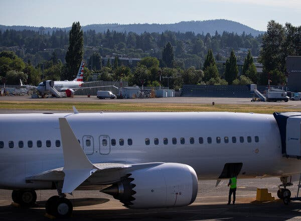 The World Trade Organization said the European Union could retaliate against the United States for years of illegal subsidies given to the airplane maker Boeing.