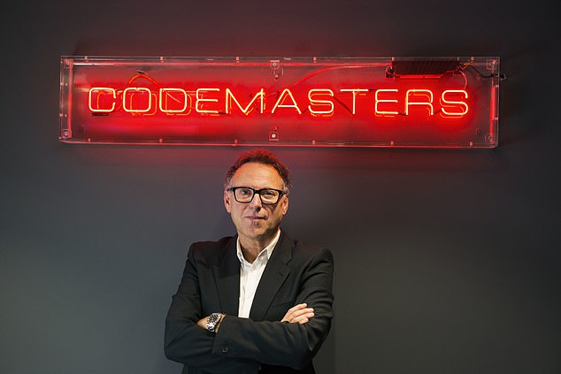 Frank Sagnier, chief executive of Codemasters, which has been subject to a takeover bid from US rival Take-Two Interactive Software