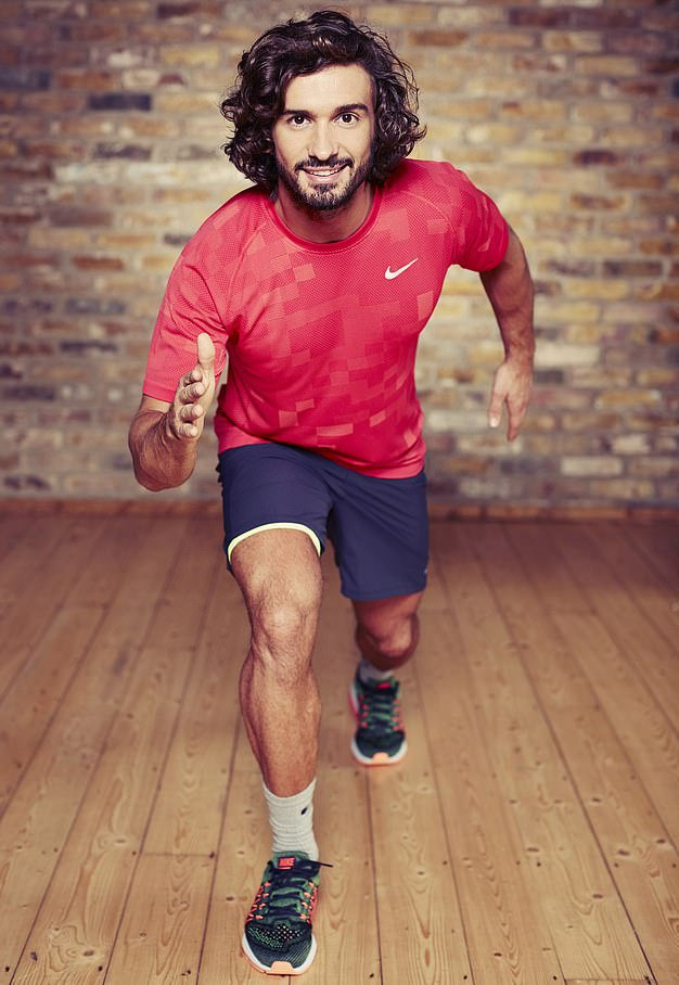 Focusing on how you feel is the fastest way to living a healthy and happy life, so I'm shining a light on the wellbeing and mental-health benefits of exercise, writes Joe Wicks